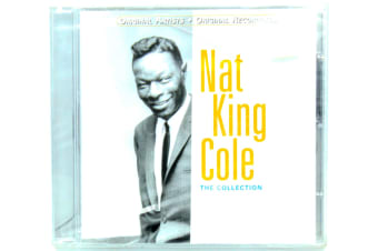 Nat King Cole - The Collection BRAND NEW SEALED MUSIC ALBUM CD - AU STOCK