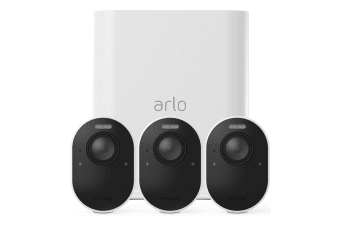 Arlo Ultra 4K UHD Security System VMS5340 - 3 Cameras