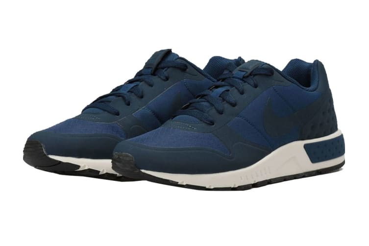 Nike Men's Nightgazer LW Shoes (Coastal Blue/Midnight Navy/Sail, Size 9.5 US)