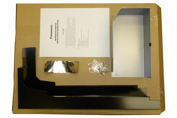 Panasonic Nn-A873S Stainless Steel Convection Microwave Trim Kit Nn-A873S - Refurbished