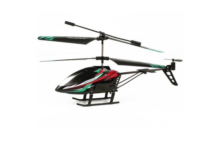 Rusco Flying RC Helicopter SkyHawk Red - 2.4GHz