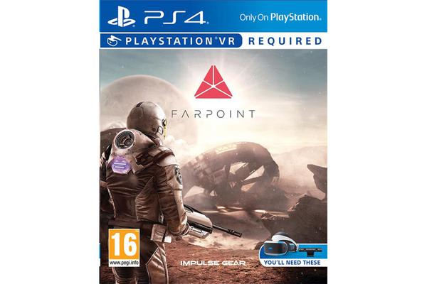 Sony Farpoint - PS VR Required An immersive sci-fi FPS in VR - the future of gaming is here!