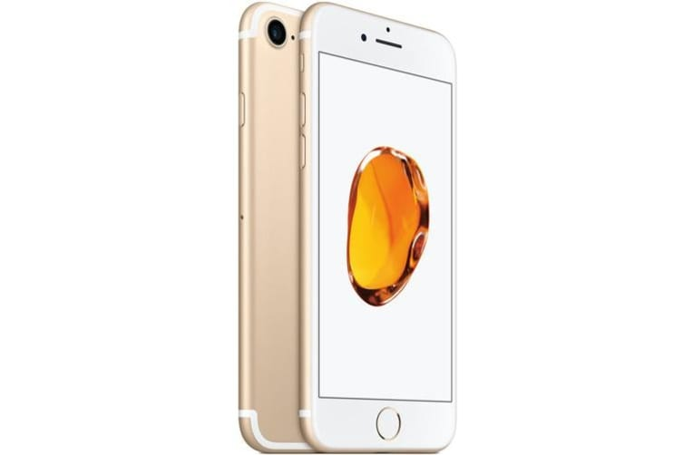Apple Iphone 7 128GB Phone Gold (AU STOCK, Refurbished - FAIR GRADE)