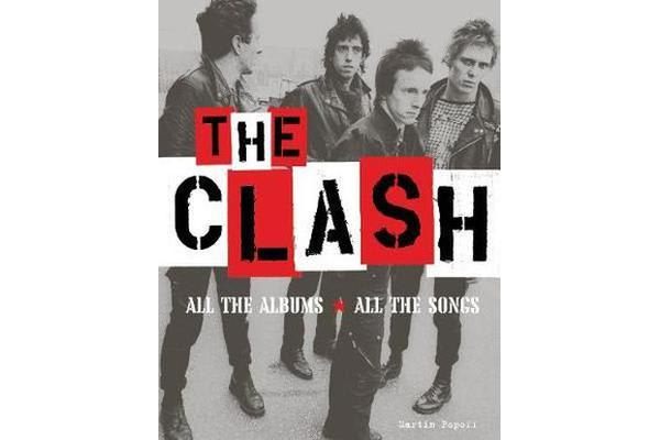 Image of The Clash - All the Albums, All the Songs