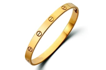 Giovani Bangle-Gold