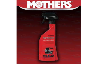 MOTHERS SPEED ALL PURPOSE FAST ACTING STAIN CLEANER & DEGREASER CAR CARE 710ML