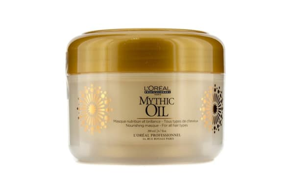L'Oreal Professionnel Mythic Oil Nourishing Masque (For All Hair Types) (200ml/6.7oz)