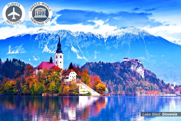EUROPE: 15 Day Epic Eastern Europe Tour Including Flights for Two - (Low Season)
