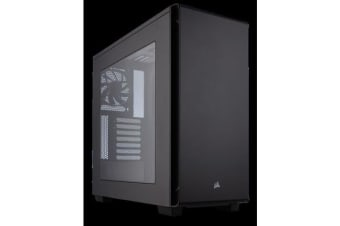 Corsair Carbide 270R Windowed ATX Mid-Tower Case. Value Office and Gaming System Build