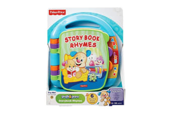 Fisher Price Laugh and Learn Storybook Rhymes