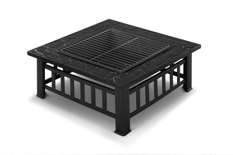 Cookmaster 2-in-1 Outdoor Fire Pit Grill