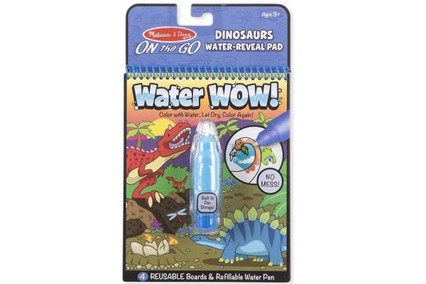 Melissa and Doug On The Go - Water WOW! Dinosaur