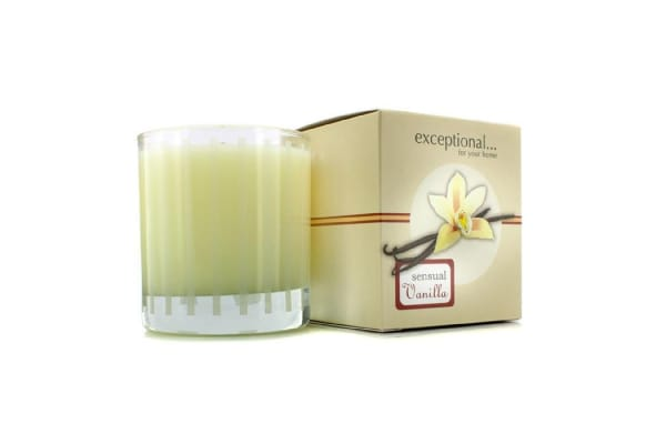 Exceptional Parfums Fragrance Candle - Sensual Vanilla (227g/8oz)