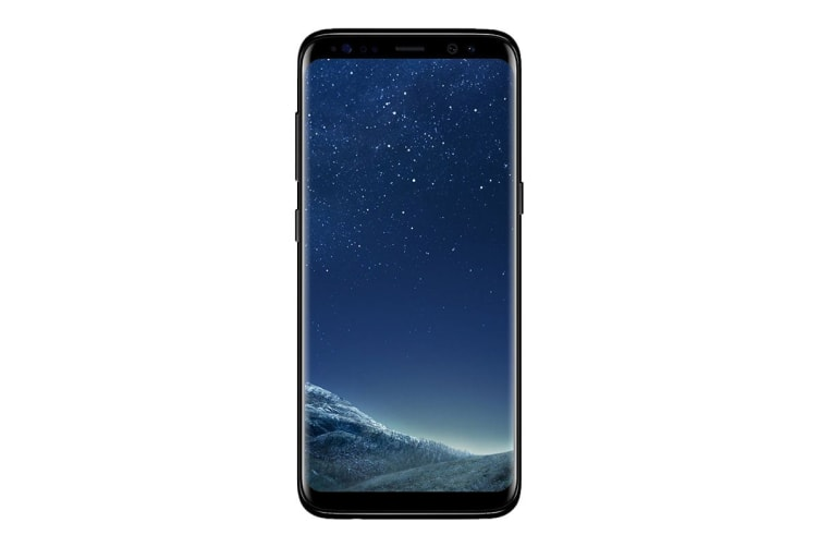Samsung Galaxy S8 (64GB, Midnight Black) - Australian Model