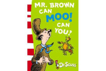 Mr. Brown Can Moo! Can You? - Blue Back Book