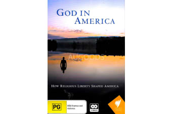 GOD IN AMERICA - Series Region All Rare- Aus Stock DVD NEW