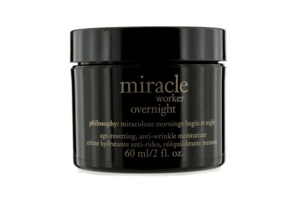 Philosophy Miracle Worker Overnight Moisturizer (60ml/2oz)