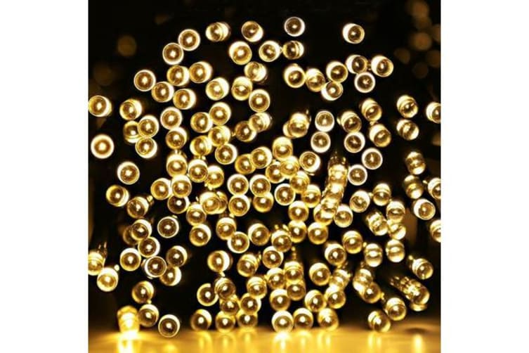 52M 500LED Warm White String Solar Powered Fairy Lights