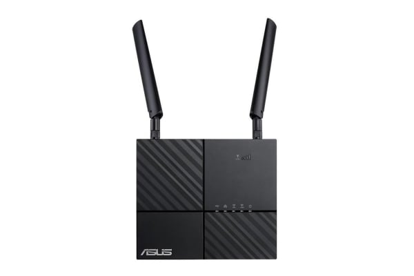 ASUS AC53U AC750 Dual-Band 4G LTE Wi-Fi Modem Router with Parental Controls and Guest Network (4G-AC53U)