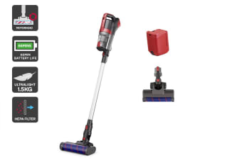 Kogan C7 Cordless 22.2V Stick Vacuum Cleaner Clean More Combo