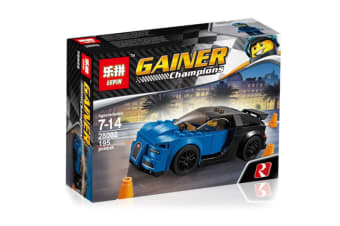 Lepin Building Blocks - Sports Coupe (Lego Compatible)