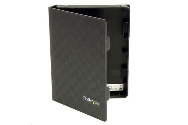 STARTECH HDDCASE25BK 3x2.5 Anti-Static HDD Protector Case Bk