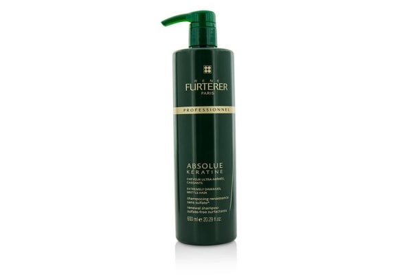 Rene Furterer Absolue Keratine Renewal Shampoo (600ml/20.29oz)