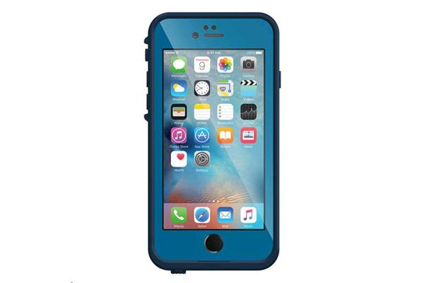 Lifeproof 6 Plus/6s Plus Fre Case Banzai Blue-WATERPROOF