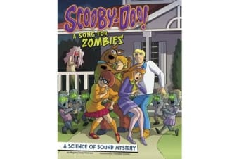Scooby-Doo! A Science of Sound Mystery - A Song for Zombies