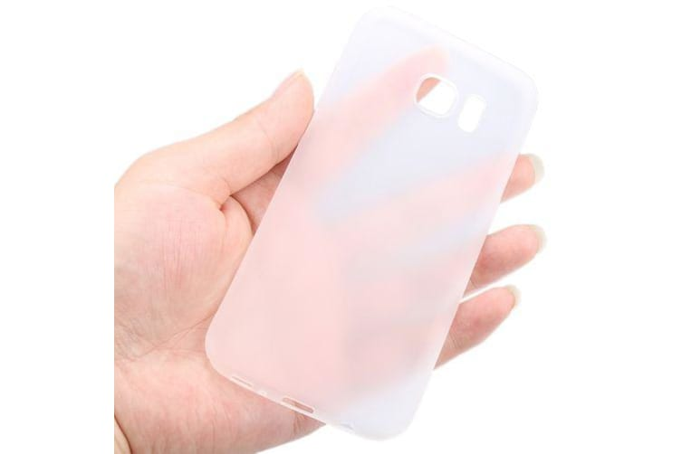 For Samsung Galaxy S7 Case Ultra-thin Translucent High-Quality Shielding Cover