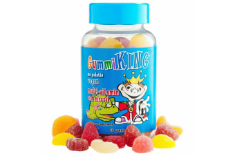 GummiKING - Multi-Vitamin and Mineral for kids