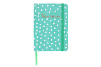 Something Different Green A6 Notebook (Green)