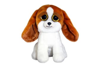 Feisty Pets Buford Buttsniffer Bassett Hound Toy