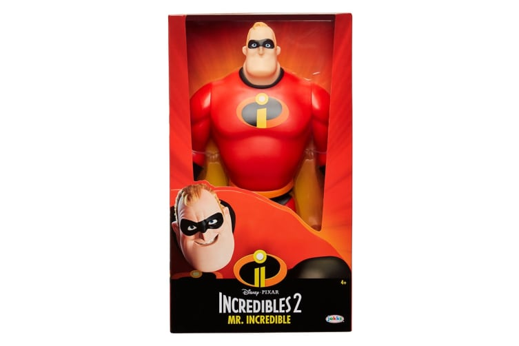 """The Incredibles 12"""" Mr. Incredible Figurine"""