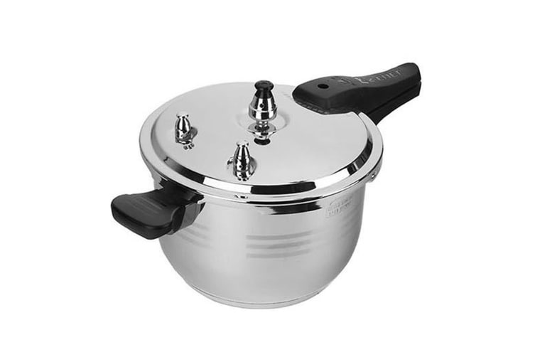 8L Commercial Grade Stainless Steel Pressure Cooker With Seal
