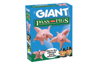 Pass the Pigs Giant Edition - Inflatable