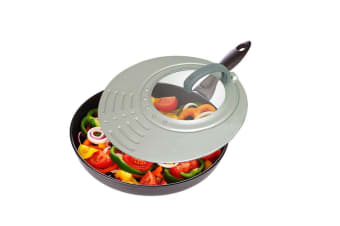 Appetito Universal Pan Cover w/ Glass Window 32cm Cookware Lid