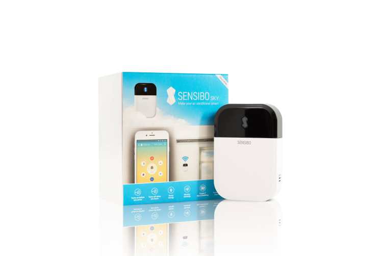 Sensibo Sky - Smart Air Conditioner WiFi Controller (White)
