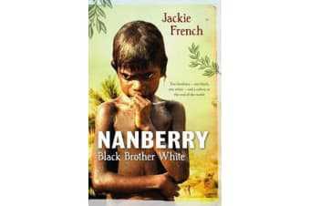 Nanberry - Black Brother White