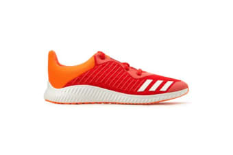 Adidas Kid's Fortarun Shoes (Hi-Res Red S18/Ftwr White/Hi-Res Orange S18)