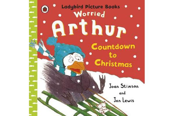 Image of Worried Arthur - Countdown to Christmas: Ladybird Picture Books