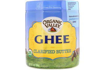Organic Valley Ghee Clarified Butter - 368g