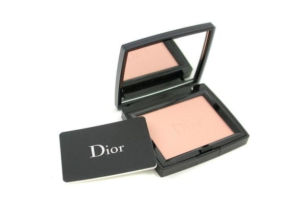 Christian Dior DiorSkin Forever Wear Extending Invisible Retouch Powder SPF 8 - # 002 Transparent Medium (12g/0.42oz)
