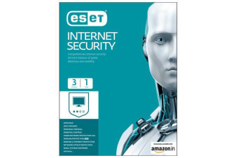 Eset Internet Security for 1 Device 1 Year (OEM Retail Card - Single)