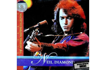 The Universal Masters Collection by Neil Diamond MUSIC CD NEW SEALED
