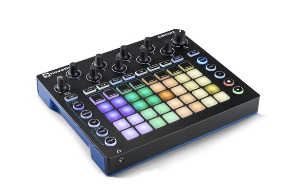 Novation Circuit Synth and Drum Machine Music Creator