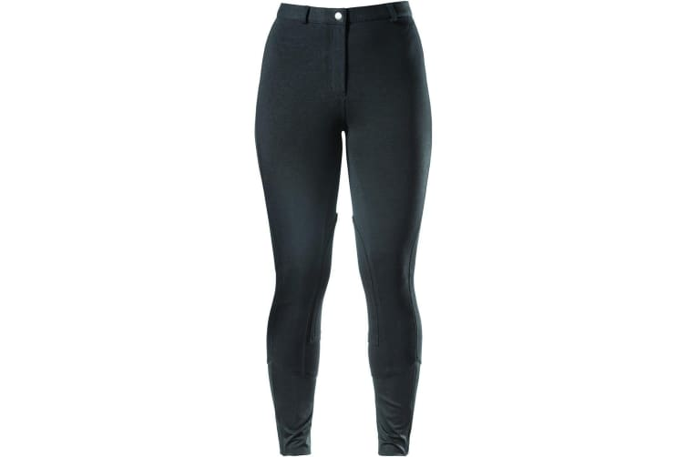 Harry Hall Womens/Ladies Chester II Breeches (Black) (30 inches)