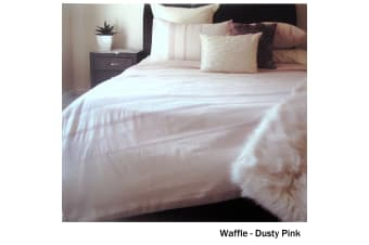 Waffle Quilt Cover Set by Metropolitan