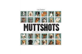 Muttshots - ACompliation of Canine Characters