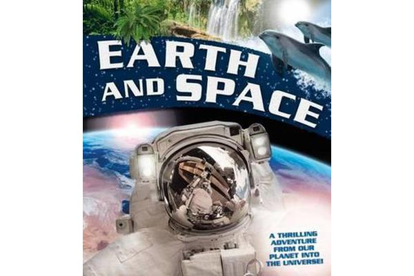 Image of Earth and Space - A Thrilling Adventure from Planet Earth Into the Universe